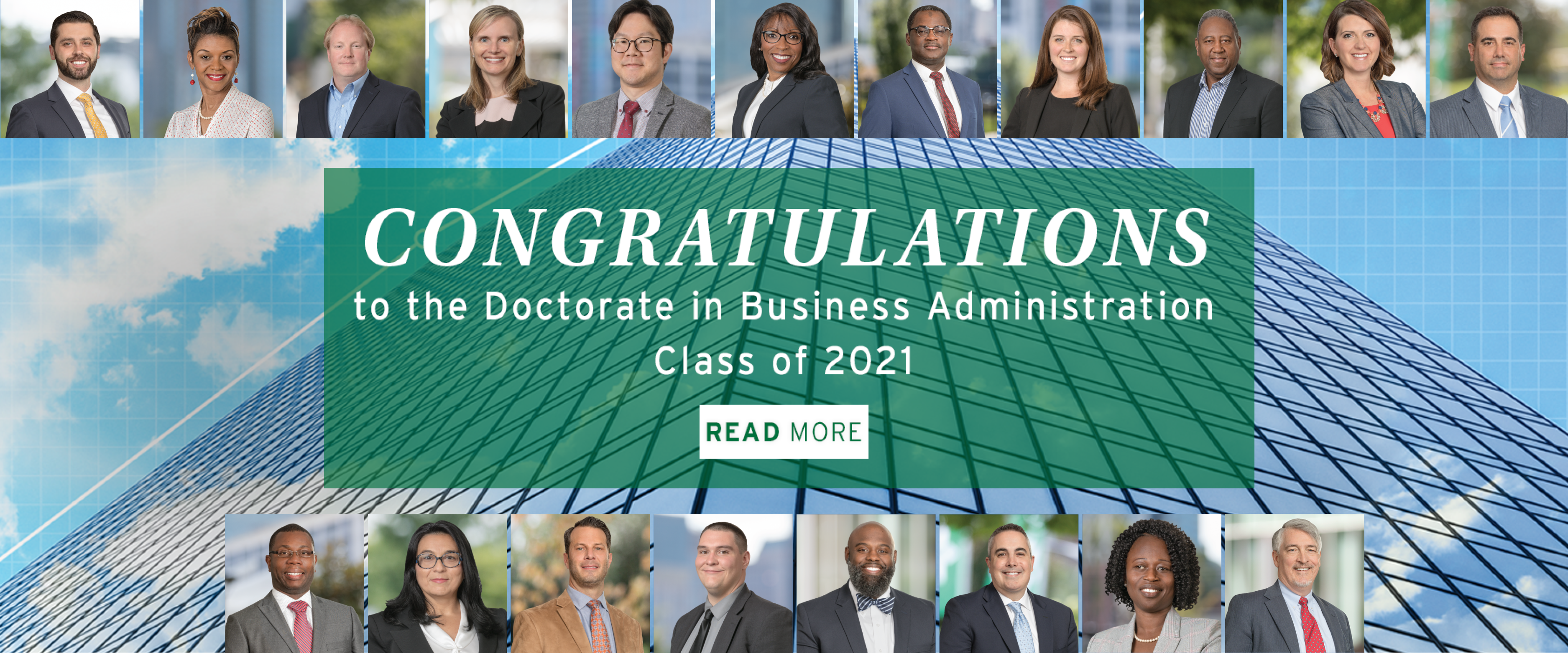 Doctorate of Business Administration Class of 2021
